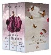 Cover-Bild zu Das Reich der sieben Höfe von Maas, Sarah J.