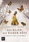 Cover-Bild zu Das Reich der Sieben Höfe 2 - Flammen und Finsternis Band 2 (eBook) von Maas, Sarah J.