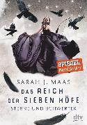 Cover-Bild zu Das Reich der sieben Höfe 3 - Sterne und Schwerter von Maas, Sarah J.