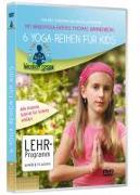 Cover-Bild zu Herrmann, Ralf: 6 Yoga-Reihen auf DVD