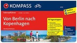 Cover-Bild zu KOMPASS Fahrradführer Von Berlin nach Kopenhagen. 1:50'000
