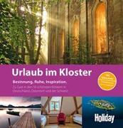 Cover-Bild zu HOLIDAY Reisebuch: Urlaub im Kloster von Kauko, Miriam