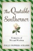 Cover-Bild zu The Quotable Southerner (eBook)