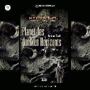 Cover-Bild zu Planet des dunklen Horizonts - H. P. Lovecrafts Schriften des Grauens, Folge 9 (Ungekürzt) (Audio Download) von Zuch, Rainer
