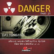 Cover-Bild zu Danger, Part 21: Das Tonband (Audio Download) von Duschek, Markus
