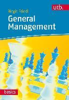 Cover-Bild zu General Management von Friedl, Birgit