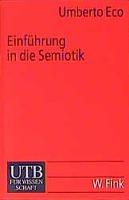 Cover-Bild zu Einführung in die Semiotik von Eco, Umberto