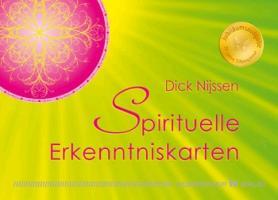 Cover-Bild zu Spirituelle Erkenntniskarten von Nijssen, Dick