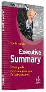 Cover-Bild zu Executive Summary von Meindel, Claudia