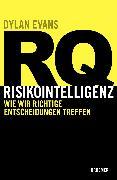 Cover-Bild zu RQ Risikointelligenz von Evans, Dylan