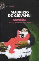 Cover-Bild zu Cuccioli per i bastardi di Pizzofalcone von Giovanni, Maurizio de