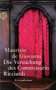 Cover-Bild zu Die Versuchung des Commissario Ricciardi von Giovanni, Maurizio de