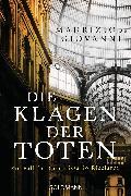 Cover-Bild zu Die Klagen der Toten von Giovanni, Maurizio de
