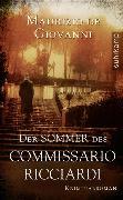 Cover-Bild zu Der Sommer des Commissario Ricciardi (eBook) von Giovanni, Maurizio de