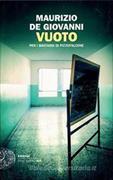 Cover-Bild zu Vuoto von De Giovanni, Maurizio