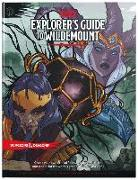 Cover-Bild zu Wizards RPG Team, Matthew: Explorer's Guide to Wildemount (D&D Campaign Setting and Adventure Book) (Dungeons & Dragons)