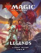 Cover-Bild zu Wizards of the Coast: Magic: The Gathering: Legends