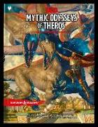 Cover-Bild zu Wizards Rpg Team: Dungeons & Dragons Mythic Odysseys of Theros (D&d Campaign Setting and Adventure Book)