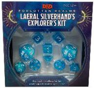 Cover-Bild zu Wizards Rpg Team (Hrsg.): D&d Forgotten Realms Laeral Silverhand's Explorer's Kit (D&d Tabletop Roleplaying Game Accessory)