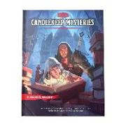 Cover-Bild zu Wizards RPG Team: Candlekeep Mysteries (D&d Adventure Book - Dungeons & Dragons)