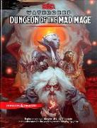 Cover-Bild zu Wizards RPG Team: Dungeons & Dragons Waterdeep: Dungeon of the Mad Mage (Adventure Book, D&d Roleplaying Game)