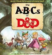 Cover-Bild zu Van Norman, Ivan: ABCs of D&d (Dungeons & Dragons Children's Book)