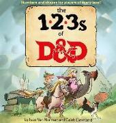 Cover-Bild zu Van Norman, Ivan: 123s of D&d (Dungeons & Dragons Children's Book)