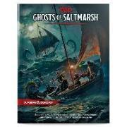 Cover-Bild zu Wizards RPG Team: Dungeons & Dragons Ghosts of Saltmarsh Hardcover Book (D&D Adventure)