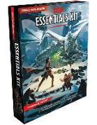 Cover-Bild zu Wizards Rpg Team: Dungeons & Dragons Essentials Kit (D&d Boxed Set)