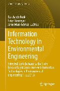 Cover-Bild zu Information Technology in Environmental Engineering (eBook) von Funk, Burkhardt (Hrsg.)