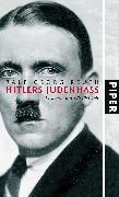 Cover-Bild zu Hitlers Judenhass von Reuth, Ralf Georg