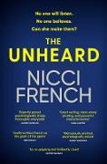 Cover-Bild zu The Unheard (eBook) von French, Nicci
