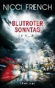 Cover-Bild zu Blutroter Sonntag (eBook) von French, Nicci