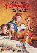 Cover-Bild zu 4 1/2 Freunde und der rätselhafte Lehrerschwund von Friedrich, Joachim