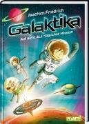 Cover-Bild zu Galaktika von Friedrich, Joachim