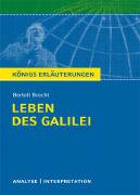 Cover-Bild zu Bertolt Brecht: Leben des Galilei von Große, Wilhelm