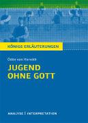 Cover-Bild zu Ödön von Horváth. Jugend ohne Gott von Krischel, Volker (Bearb.)