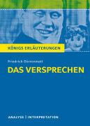 Cover-Bild zu Friedrich Dürrenmatt: Das Versprechen von Matzkowski, Bernd (Bearb.)