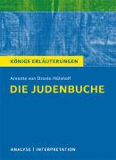 Cover-Bild zu Annette von Droste-Hülshoff: Die Judenbuche von Droste-Hülshoff, Annette von