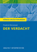 Cover-Bild zu Friedrich Dürrenmatt: Der Verdacht von Dürrenmatt, Friedrich
