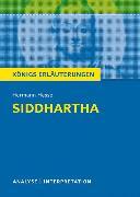 Cover-Bild zu Hermann Hesse: Siddhartha von Herforth, Maria-Felicitas (Bearb.)