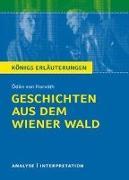 Cover-Bild zu Geschichten aus dem Wiener Wald von Ödön von Horváth von Horváth, Ödön von