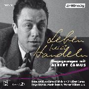 Cover-Bild zu Leben heißt Handeln - (Audio Download) von Camus, Albert