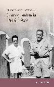 Cover-Bild zu Correspondencia 1946-1959 (eBook) von Camus, Albert