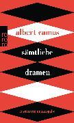 Cover-Bild zu Sämtliche Dramen von Camus, Albert