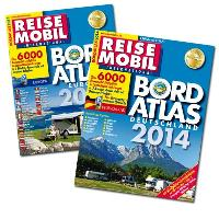 Cover-Bild zu Reisemobil International. Bordatlas 2014 von Vogt, Martin (Hrsg.)