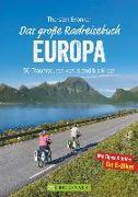 Cover-Bild zu Das große Radreisebuch Europa von Brönner, Thorsten