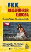 Cover-Bild zu FKK-Reiseführer Europa 2019