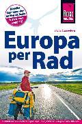 Cover-Bild zu Fahrradführer Europa per Rad von Lindenberg, Herbert