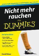 Cover-Bild zu Nicht mehr rauchen für Dummies von Brizer, David